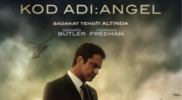 """""""Kod adı: Angel"""" Filmi sinemalarda"""