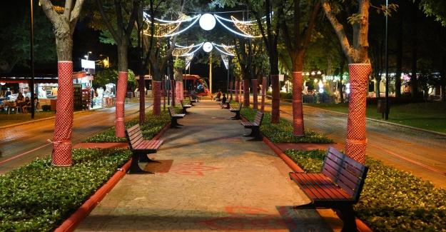 Kültürpark'a 'enerji koridoru'