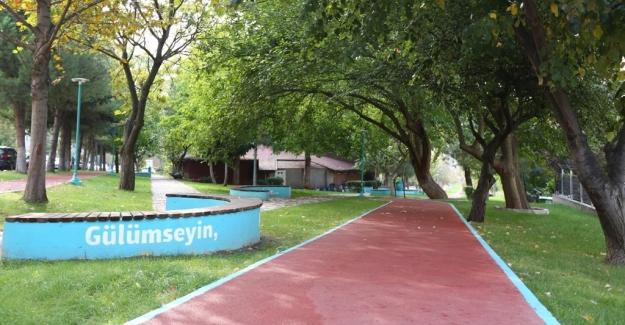 Nilüfer'in parklarında hayat var