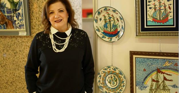 Seramik Sanatında yeni bir yetenek: Yasemin Yüksel