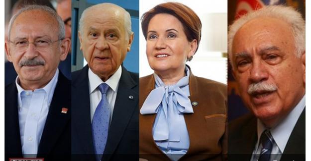 Siyasi parti liderlerinden bayram mesajları