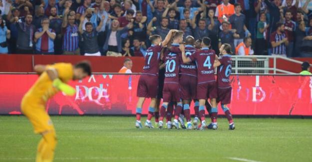 Trabzonspor 2-1 Sparta Prag