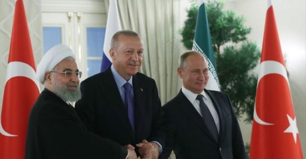 Ankara'daki üçlü zirveden ortak vurgu: Anayasa Komitesi'yle ilgili mutabakat sağlandı