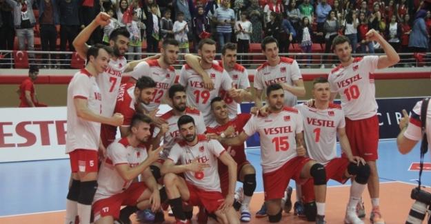Avrupa Erkekler Voleybol Şampiyonası başladı
