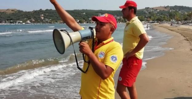 Bursa plajlarında bu sezon 249 vatandaş boğulmaktan kurtarıldı