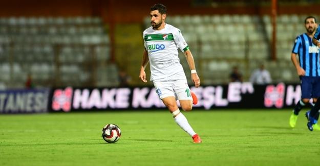 Bursaspor Adanaspor karşısında sahadan 4-1 mağlup ayrıldı.