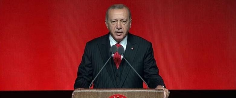 """Erdoğan'dan ABD'ye güvenli bölge uyarısı: """"İki haftada sonuç çıkmazsa kendi planımızı devreye sokacağız"""""""
