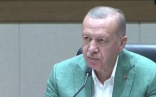 """Erdoğan: """"El Bab'da, Afrin'de göbeğimizi kestik; bölgeyi terörden arındırmalıyız"""""""