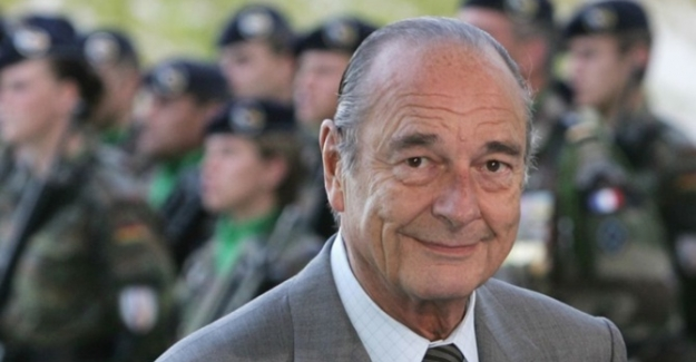 Fransa'nın eski Cumhurbaşkanı Chirac 86 yaşında hayatını kaybetti
