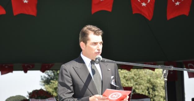 """Gültekin Uysal: """"Adnan Menderes'in ölümü Türk Milleti'nin ortak acısıdır"""""""