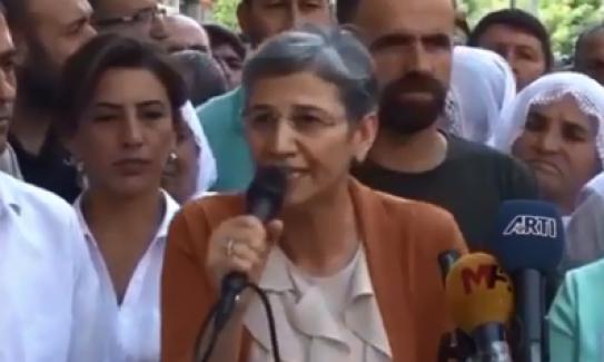 """HDP Milletvekili dokunulmazlığı üzerine oynuyor: """"Çatışma da olacak, savaş da olacak!.."""""""