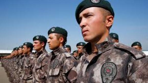 Mardin'de 1 Özel Harekat Polisi çatışmada şehit oldu!