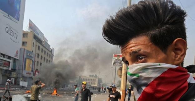 Bağdat'ta ölü sayısı 100'e çıktı: Bu defa televizyon kanallarına saldırı