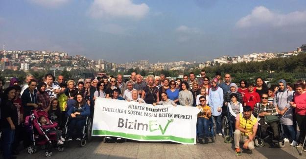 Bizim Ev katılımcılarına İstanbul turu