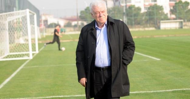 Eski Başkan Ali Ay, Bursaspor kulübünden ihraç ediliyor
