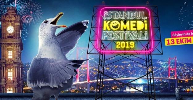 İstanbul gülmeye hazır: 4. Komedi Festivali geliyor