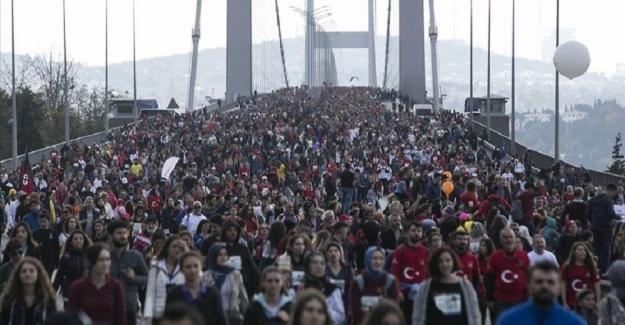 İstanbul Maratonu'nda ödüller belirlendi