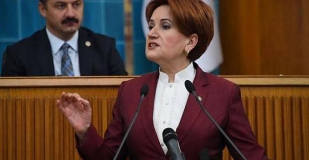 İYİ Parti Genel Başkanı Akşener: Trump'ın mektubunun savuşturulması vatandaşı rencide etti
