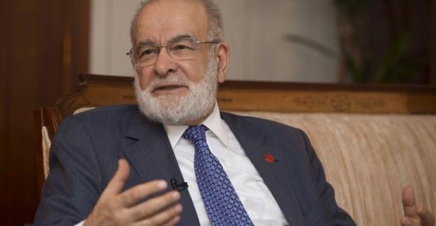"""Karamollaoğlu: """"Böyle yarı yolda bırakırlar"""""""