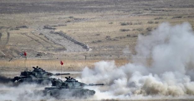 """Milli Savunma Bakanlığı: """"Şanlı Ordumuz Güvenli Bölge Harekatı için hazırdır"""""""