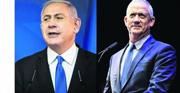 Netanyahu hükümeti kuramadı, sıra Gantz'da