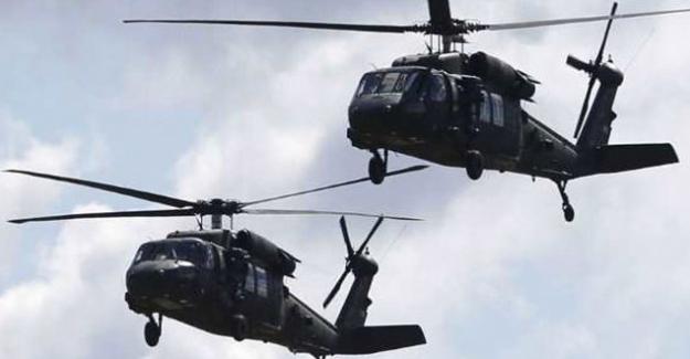 "SANA Haber Ajansı: ""İşgalci Amerika yüzlerce IŞİD teröristini Irak'a taşıdı"""