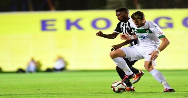 TFF 1. Lig 7. Hafta: Altay 2 - 1 Bursaspor