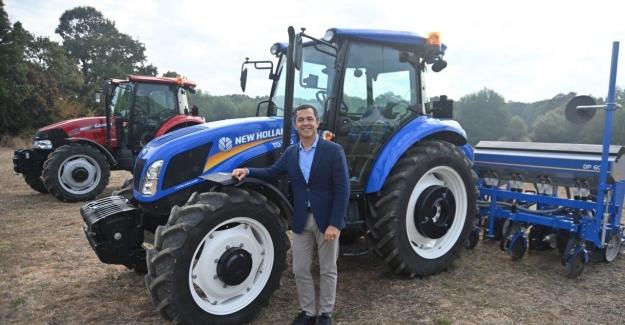 Türk Traktör, Bursa Tarım Fuarı 2019'da yeni ürünleriyle iddialı