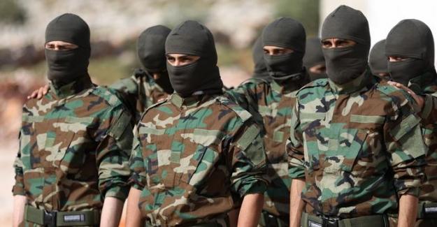 Türkiye destekli Suriyeli silahlı gruplar birleşti