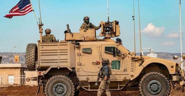 Amerikan güçleri Rojava'nın petrol zengini bölgesi Rımelan'a yerleşti
