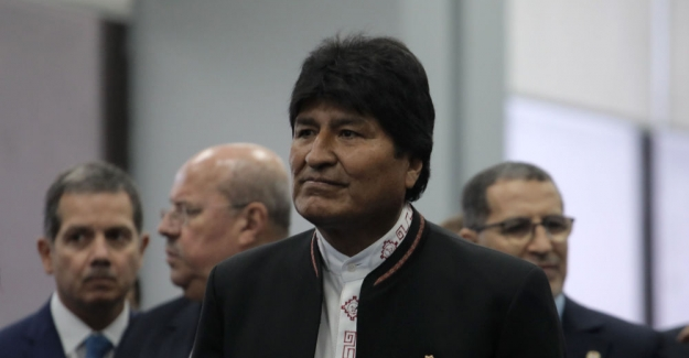 Bolivya Devlet BaşkanıEvo Morales, Meksika'nın iltica teklifini kabul etti