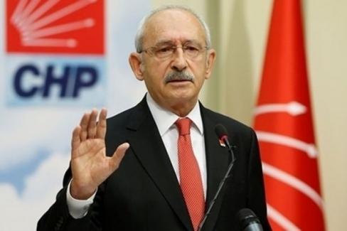 """CHP Genel Başkanı Kılıçdaroğlu: """"Ulu Önder Mustafa Kemal Atatürk'ü, büyük bir özlem, saygı ve minnetle anıyorum"""""""