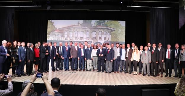 Mudanya Belediyesi Jüri Özel Ödülünün sahibi oldu