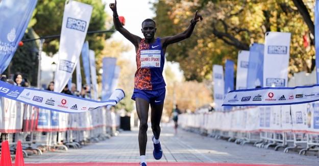 Vodafone 41. İstanbul Maratonuna rekor katılım!..