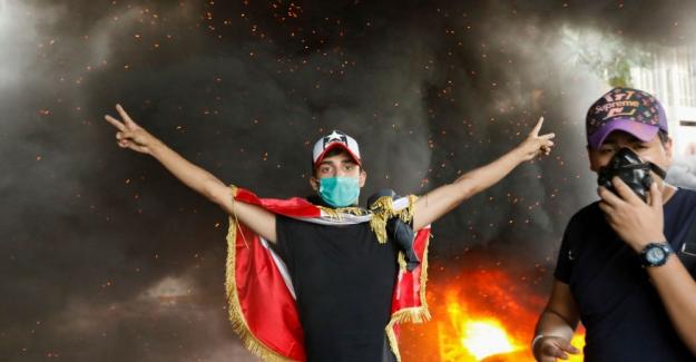 400'den fazla can kaybından sonra Irak Başbakanı istifa etti