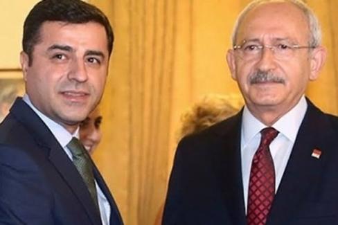 CHP heyeti, Demirtaş'ı ziyaret edecek