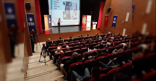Medya Okulu'nun konuğu, Ersin Çelik