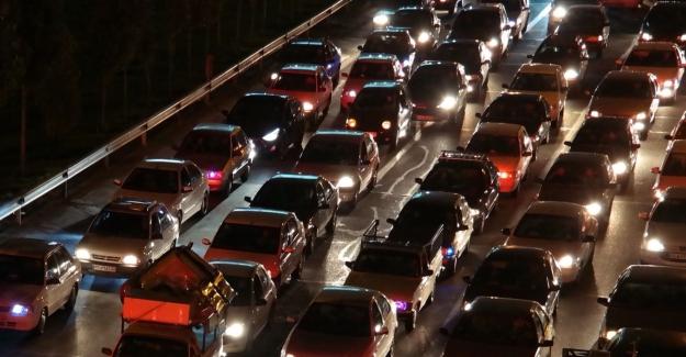 Ülkemizde trafiğe kayıtlı araç sayısı 23 Milyon 153 Bin 556 oldu