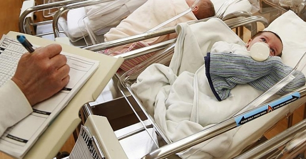 Almanya'da doğum oranları son 40 yılın en üst seviyesine yükseldi