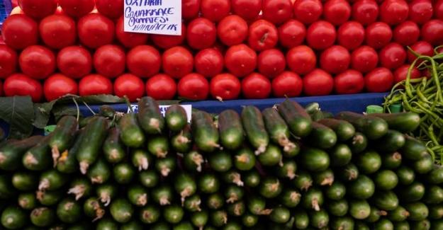 Türkiye'de domates, biber ve salatalığın yüzde 15'i zehirli