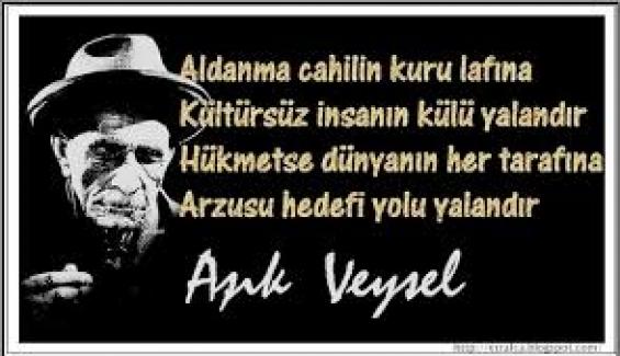 """Dr. Mehmet Özdemir yazdı: """"Feylesof Aşık Veysel.."""""""