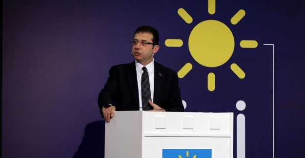 İYİ Parti'nin panelinde konuşan İmamoğlu: Kanal İstanbul, kentin su kaynaklarını yok ediyor