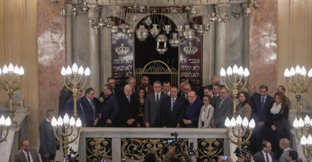 Mısır, İskenderiye Sinagogunu restore ederek açtı
