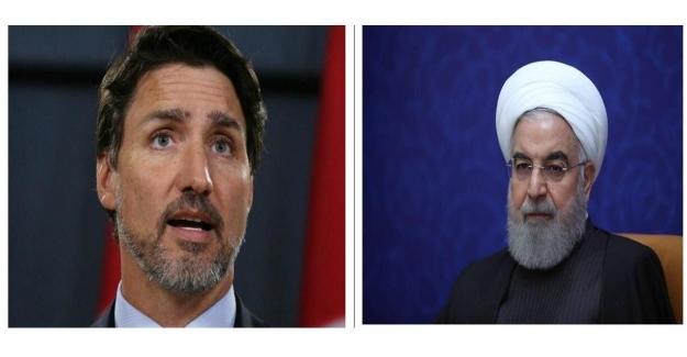 """Ruhani: """"Ukrayna uçağının düşmesinin nedenlerinin aydınlatılması için uluslararası iş birliğine hazırız"""""""