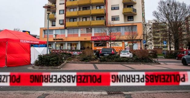 Almanya'nın Hanau şehrinde ırkçı katliamı! 5'i Türk 9 kişi hayatını kaybetti.