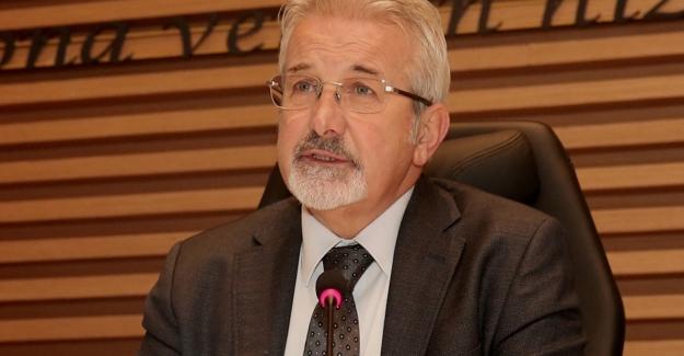"""Başkan Erdem: """"Nilüfer'deki nüfus artışı korkutuyor"""""""