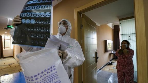 """Çin Vebası """"Koronavirüs"""" hızla yayılmaya devam ediyor!"""