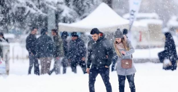 Eğitime kar engeli! Çok sayıda ilde okullar tatil edildi