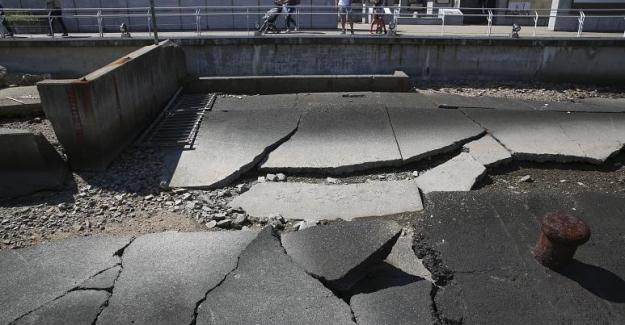 """Japonya'nın kuzeyinde 7 büyüklüğünde deprem; """"Can kaybı ve maddi hasar yok"""""""