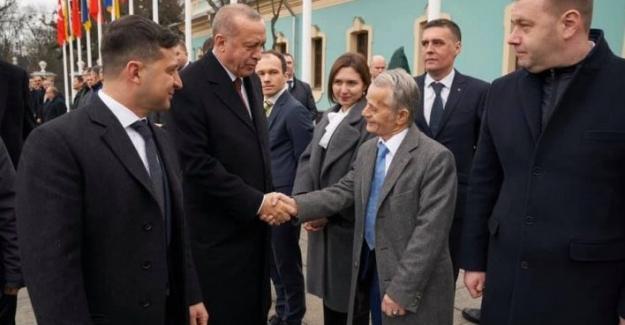 """Kırımoğlu: """"Türkiye, Kırım Müzakerelerinin Brüksel'de yapılmasını istiyor"""""""